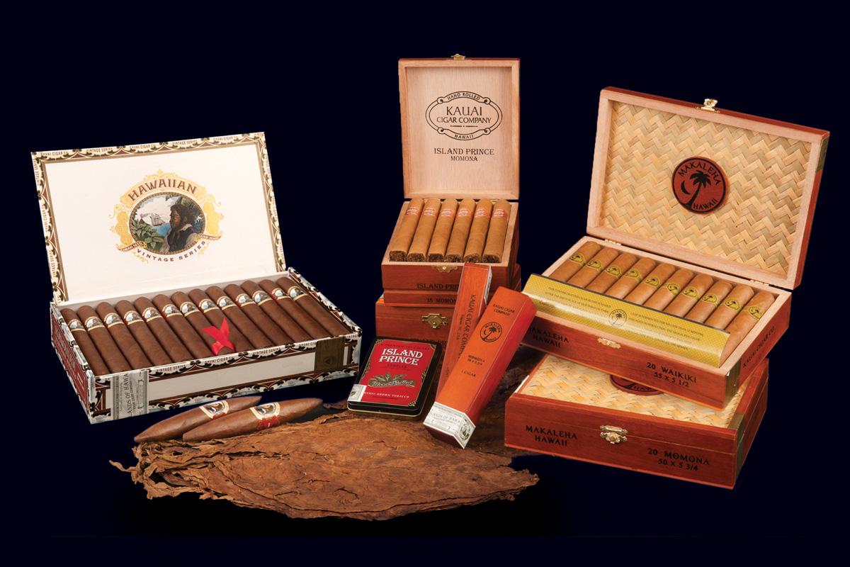 Kauai Cigar Products