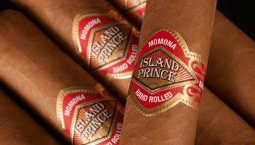 Island Prince Cigar Band