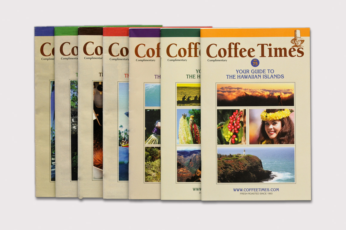 Coffee Times Magazines