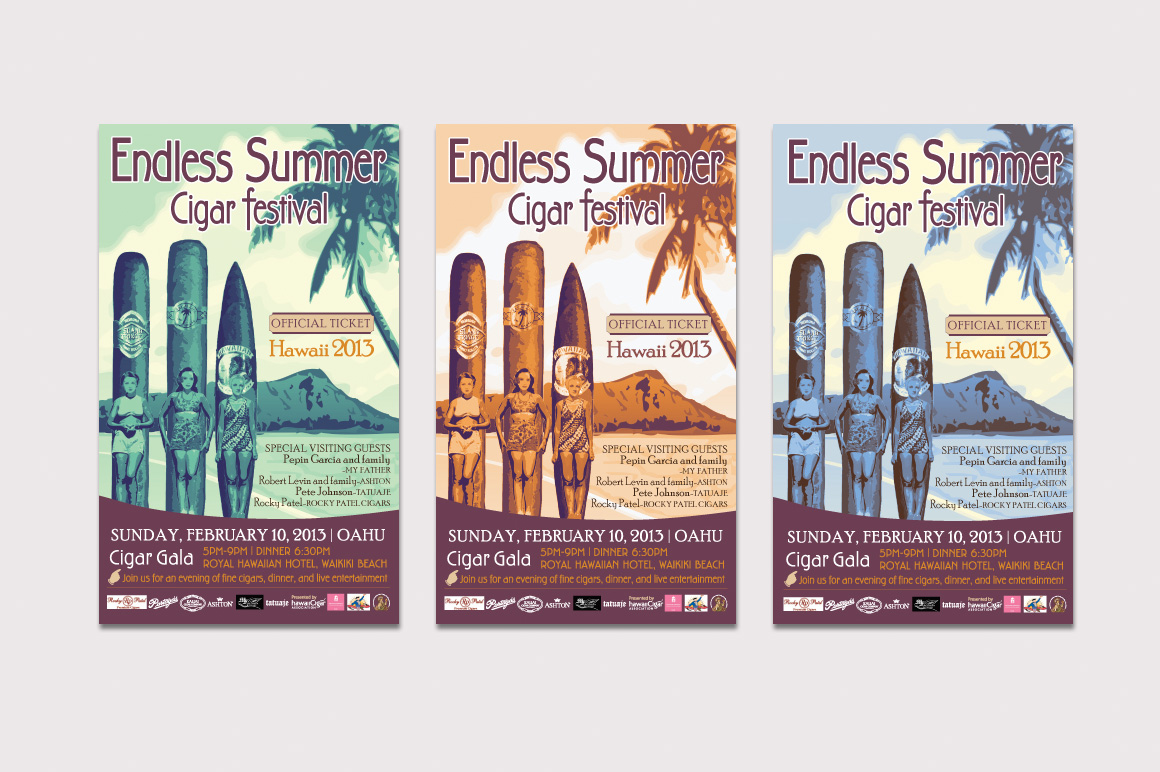 Endless Summer Cigar Festival Tickets