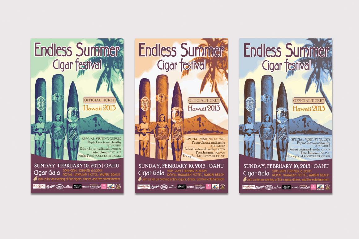 Endless Summer Cigar Festival Tickets