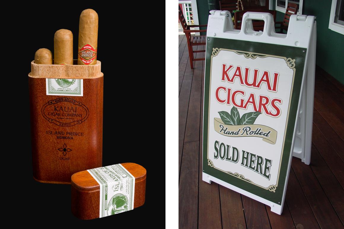 Kauai Cigar Island Prince